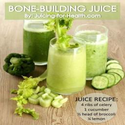 Bone-Building Juice
