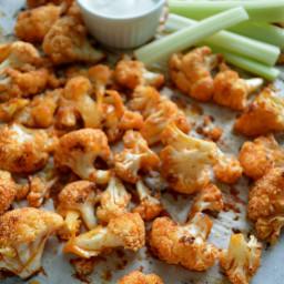 Boneless vegetarianos de coliflor