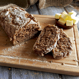 Borodinsky Bread (Russian Rye Bread) Recipe