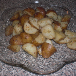 Boston Market Dill Potato Wedges