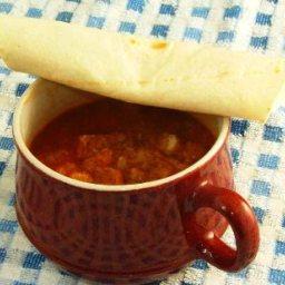 Bouillabaisse Impromptu (Seafood Soup)