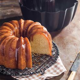 Bourbon Butter Cake