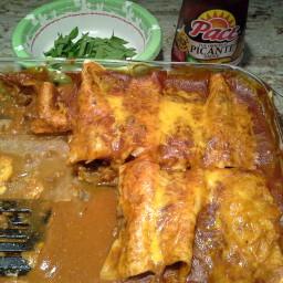 Bowers Enchilada Casserole
