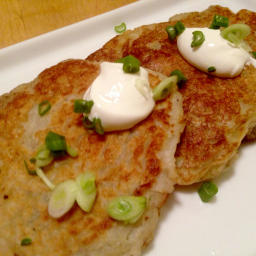 Boxty (Irish Potato Pancake) Recipe