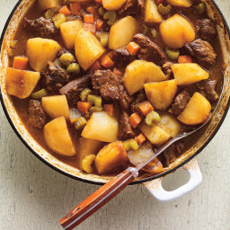 Braised Beef and Vegetables