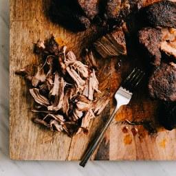 Braised Dutch Oven Pulled Pork