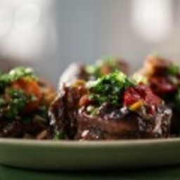 Braised Veal Shanks with Gremolata