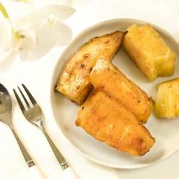 Brazilian Grilled Pineapple | Air Fryer Recipe