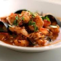 Brazilian Shellfish Soup (1+)