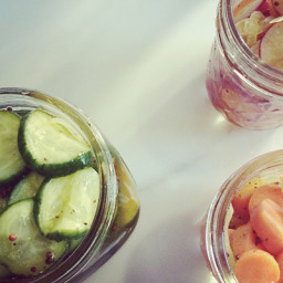 Bread + Butter Pickles