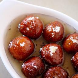 Bread Gulab Jamun Recipe Instant