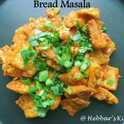 bread masala recipe / masala bread recipe