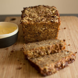 Breakfast Apple Bran Loaf