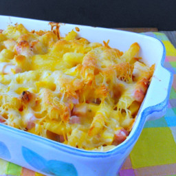 Breakfast Casserole with French Fries