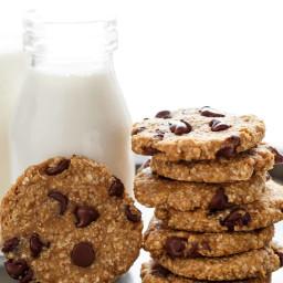 Breakfast Cookies (Healthy & 2 Ingredients)
