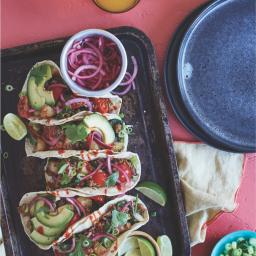 Breakfast Hash Tacos