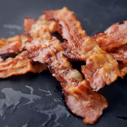Breakfast - Make Bacon in Oven