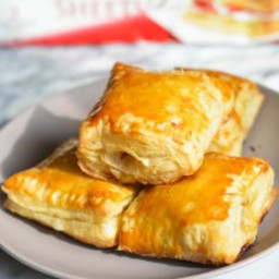Breakfast Pastry Recipe (Pate Chaud Recipe)