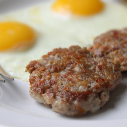 Breakfast Pork Sausage