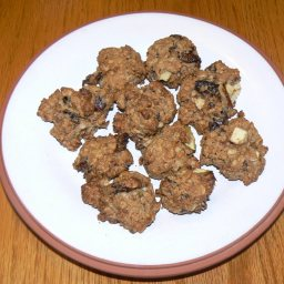 Breakfast Prune Cookies Recipe