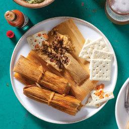 Brisket Hot Tamales