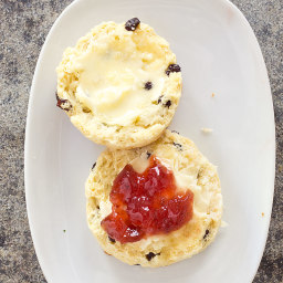 British-Style Currant Scones