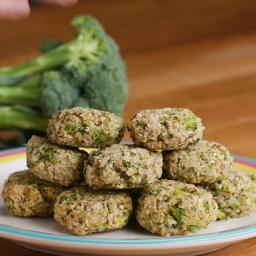 Broccoli Bites Recipe by Tasty