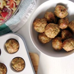 "Broccoli Cauliflower ""Meatballs"""