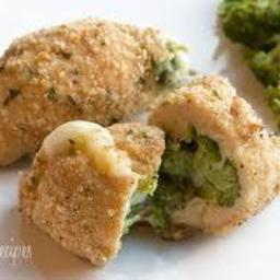 Broccoli Cheese Stuffed  Chicken Breasts