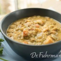 Broccoli Lentil Soup