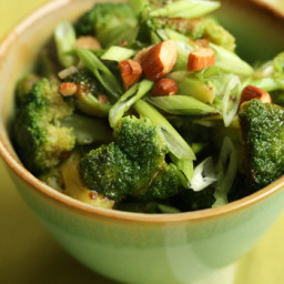 Broccoli with Garlic Sauce