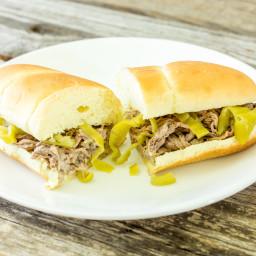Brody's Roast Beef Sandwiches