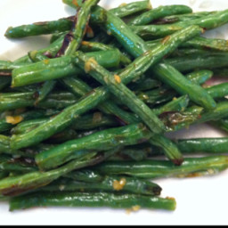 Broiled Green Beans