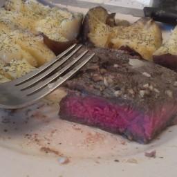 Broiled Steak