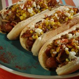 Brooklyn's Corniest Hot Dogs