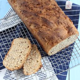 Brot ohne Salz (Vitalbrot)