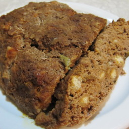 Brown And Moist Meatloaf