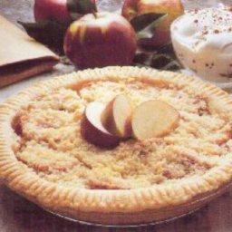 Brown Bag Apple Pie