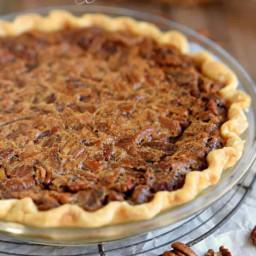 Brown Butter Brown Sugar Pecan Pie