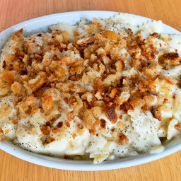 Brown Butter Mac and Cheese Recipe