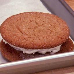 Brown Sugar Cookie Ice Cream Sandwiches