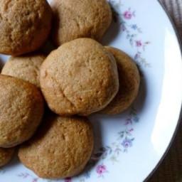 Brown Sugar Drop Cookies