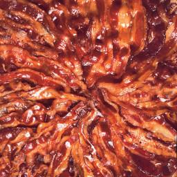 Brown-Sugar-Glazed Bacon