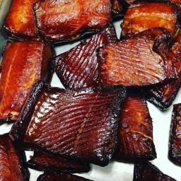 Smoked Salmon Brown Sugar Wet Brine