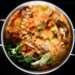 Brown Turkey Stock Recipe