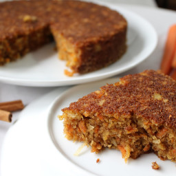 Browned Butter Carrot Cake