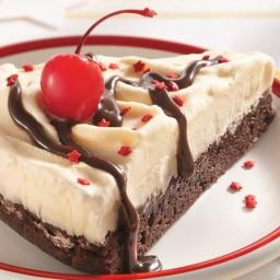 Brownie Ice Cream Cake