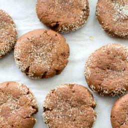 Brownie Sugar Cookies