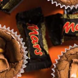 Brownies aux petites barres de chocolat