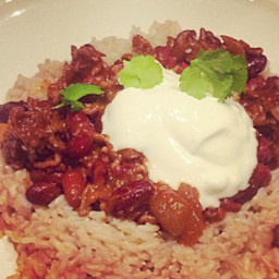 Brownies Chilli Con Carne